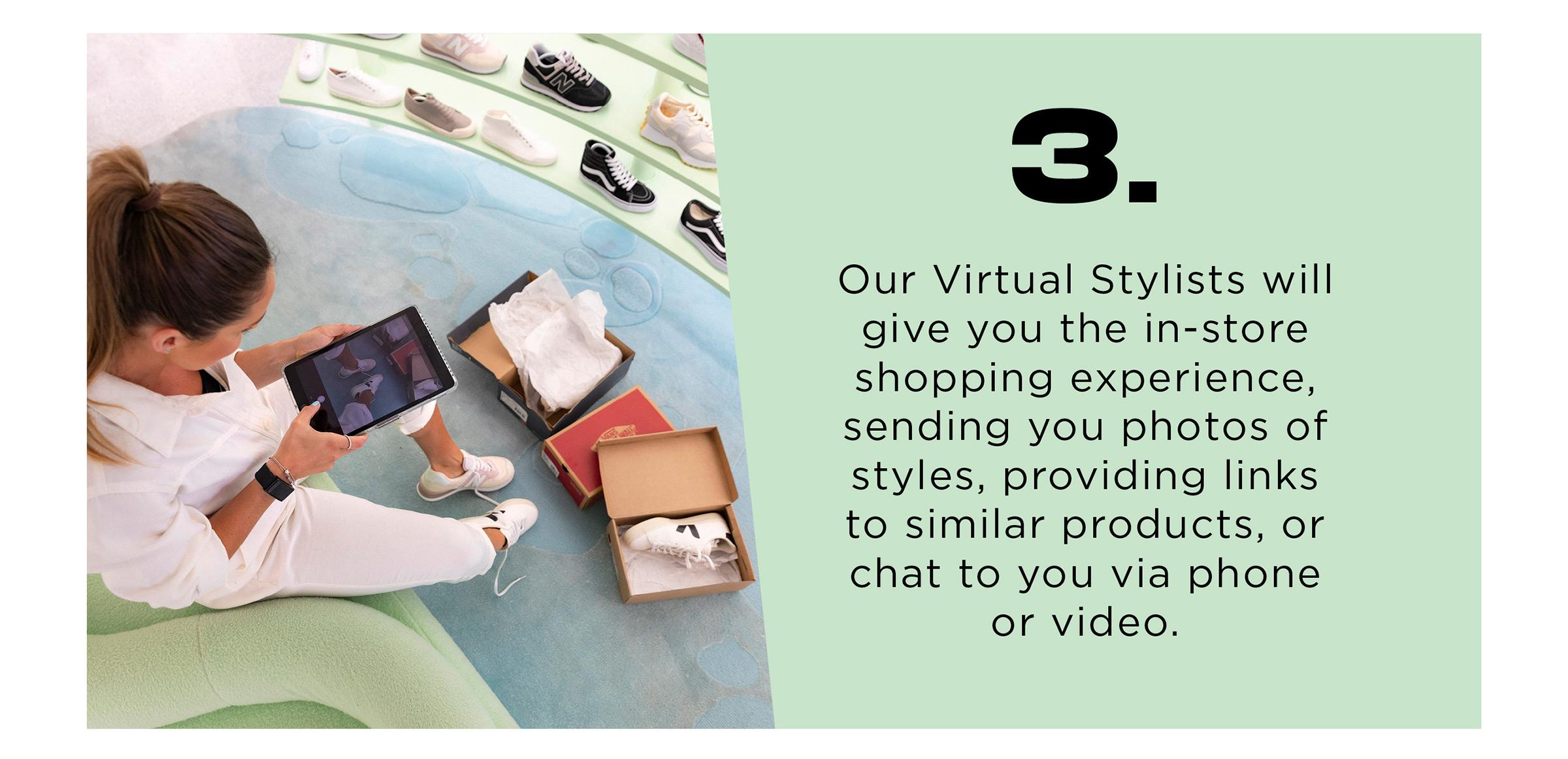 Virtual Style Squad