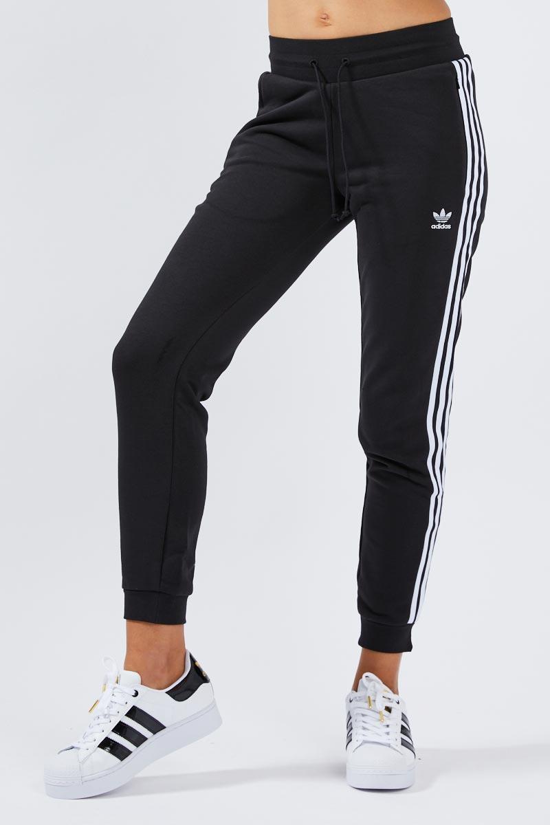 Prever carrera domesticar  adidas Originals Slim Pants - black | Stylerunner